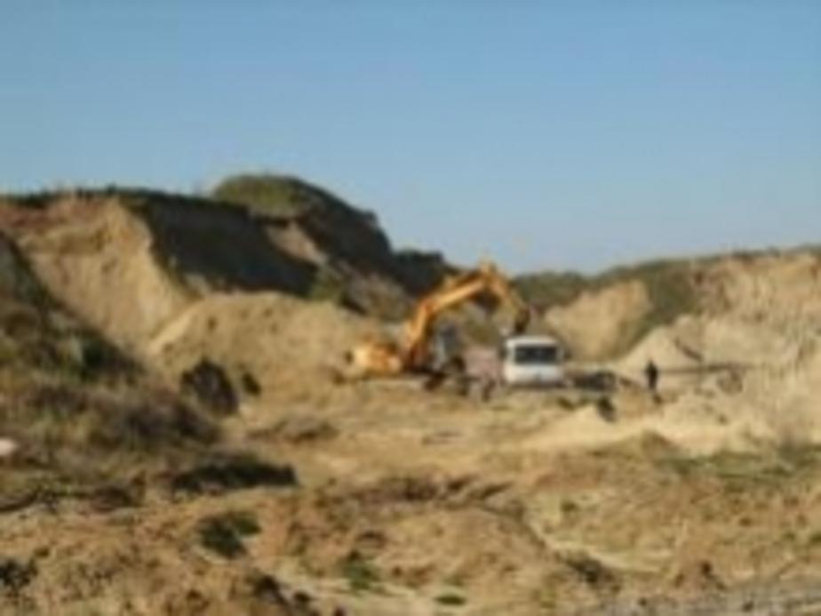 Предприниматель уничтожил 5 гектаров плодородной почвы - Новости Калининграда