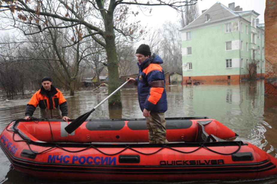 В затоплении Калининграда обвинили пробелы в федеральном законодательстве - Новости Калининграда