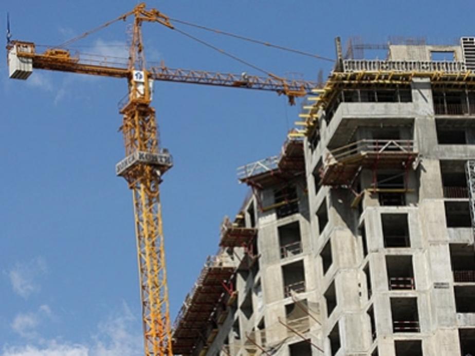 В Калининграде погиб строитель- упавший со здания - Новости Калининграда