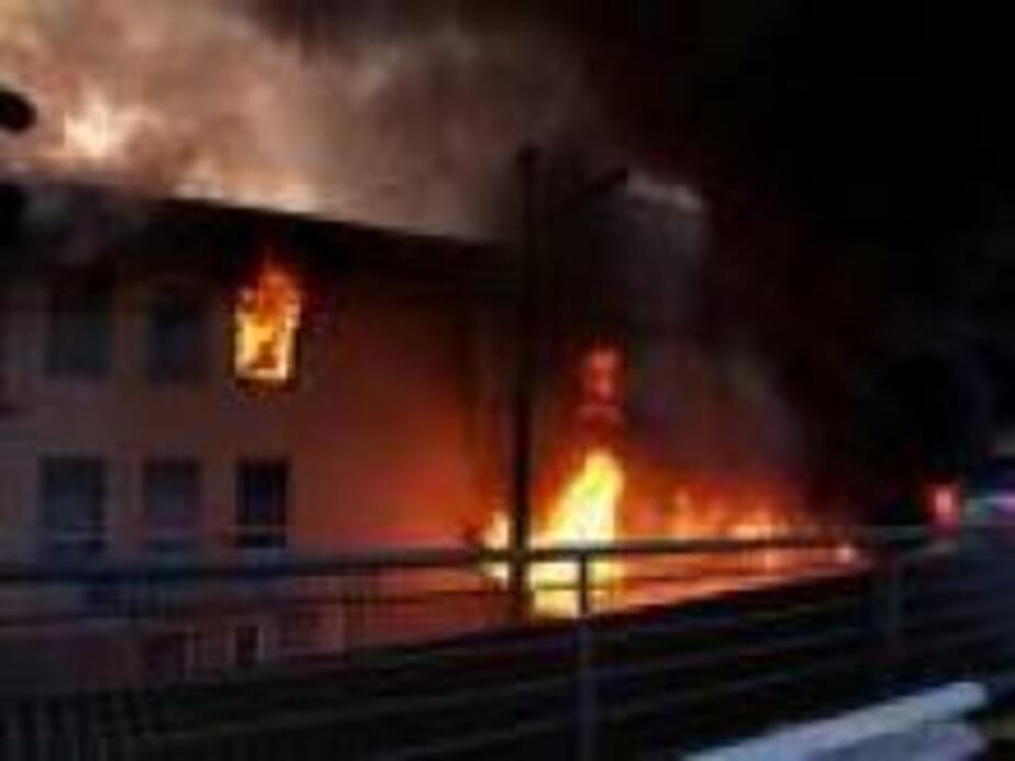 За минувшие сутки в Калининградской области произошло 18 пожаров - Новости Калининграда