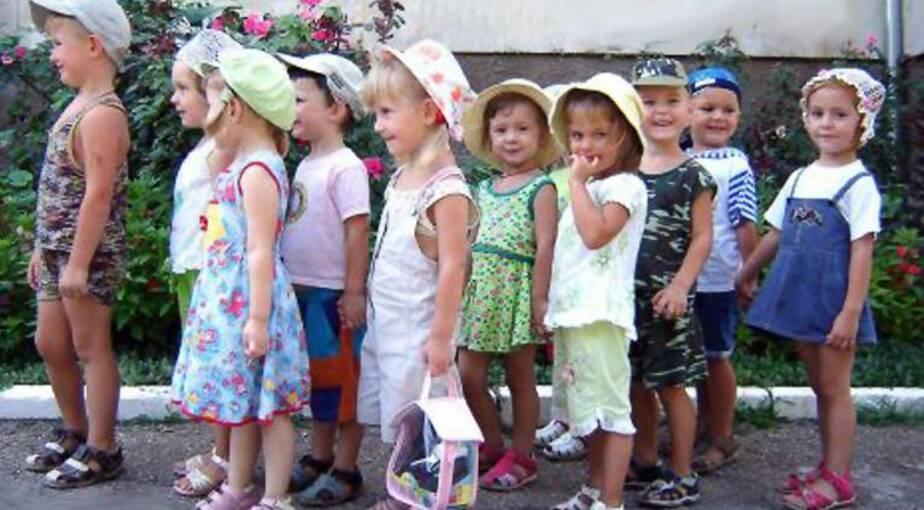 В Калининграде отменена перерегистрация очереди в детские сады - Новости Калининграда