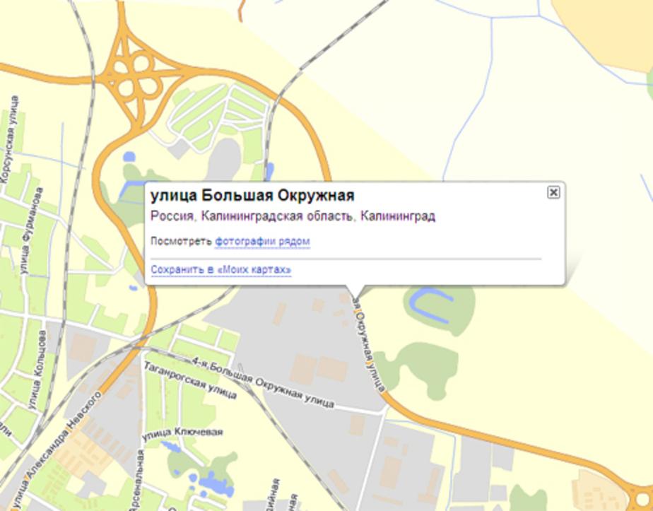Северную гору с остальной частью Калининграда свяжет Большая Окружная - Новости Калининграда