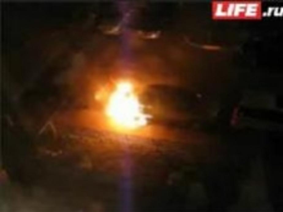 Два калининградских подростка сожгли 9 машин в Москве  - Новости Калининграда