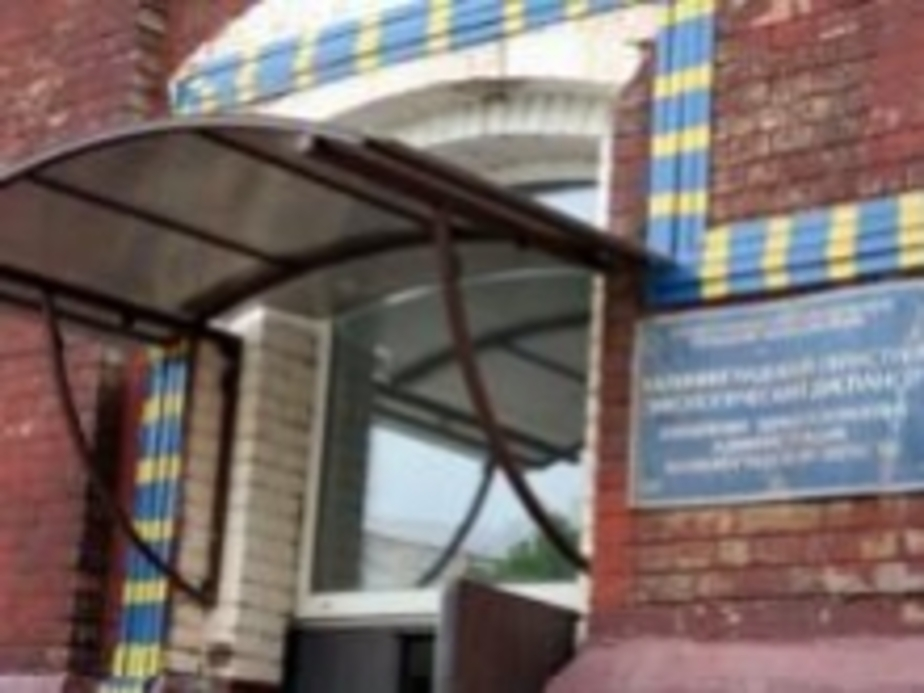 Сегодня ночью произош-л пожар в онкологическом диспансере - Новости Калининграда