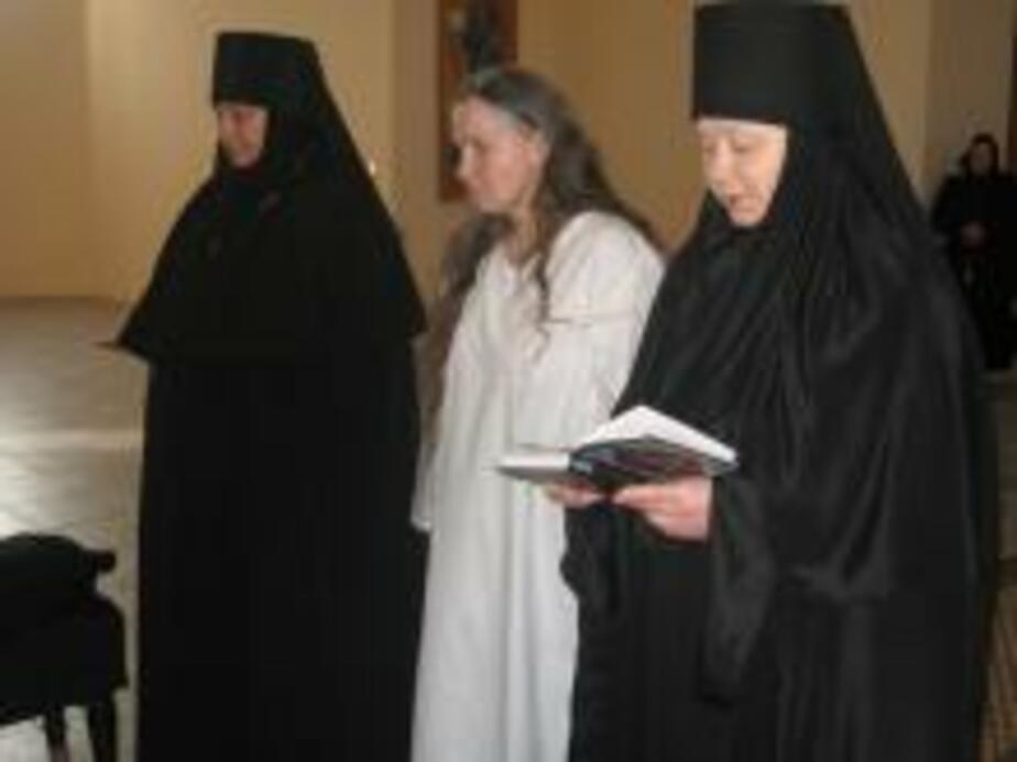 Почему женщины уходят в монастырь - Новости Калининграда