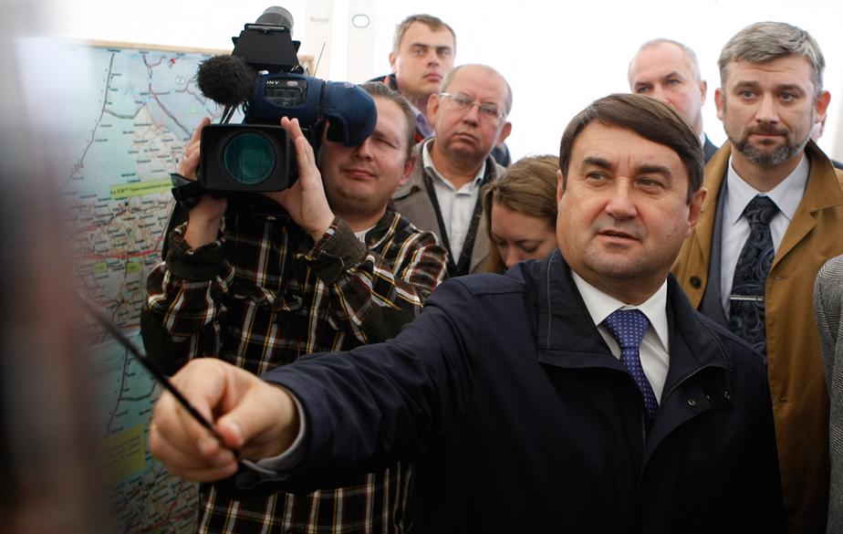 Пункт пропуска на Куршской косе построят частные инвесторы - Новости Калининграда