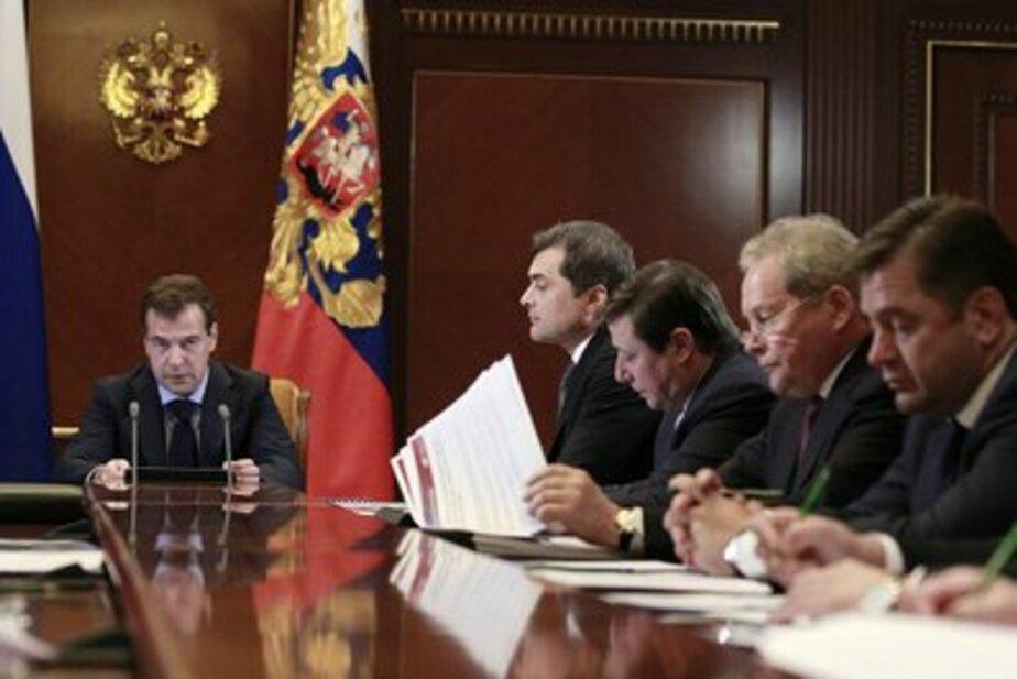 Медведев- Калининград в числе отстающих по готовности ЖКХ- котельных к зиме - Новости Калининграда