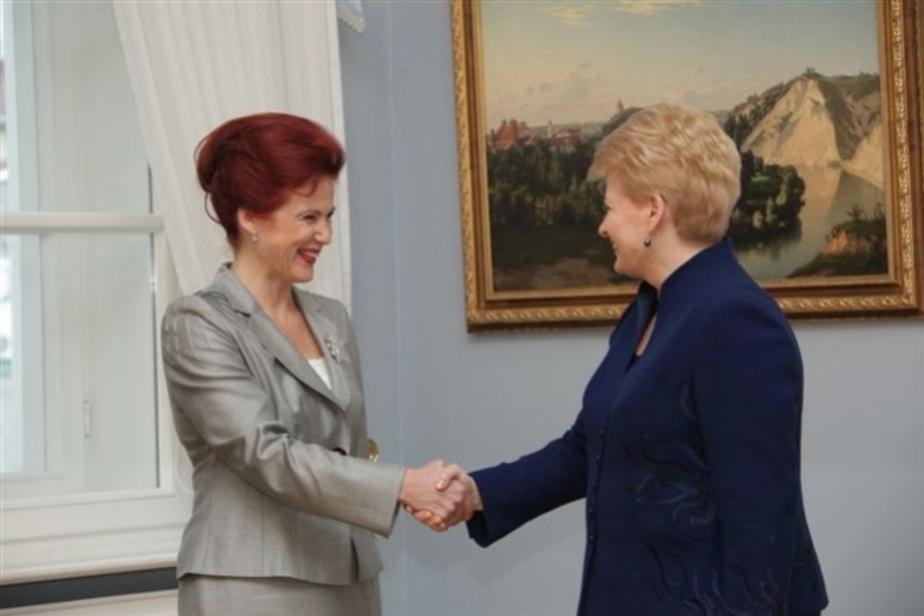 Президент Литвы предлагает объединиться Прибалтике- ради финансирования ЕС новых проектов - Новости Калининграда