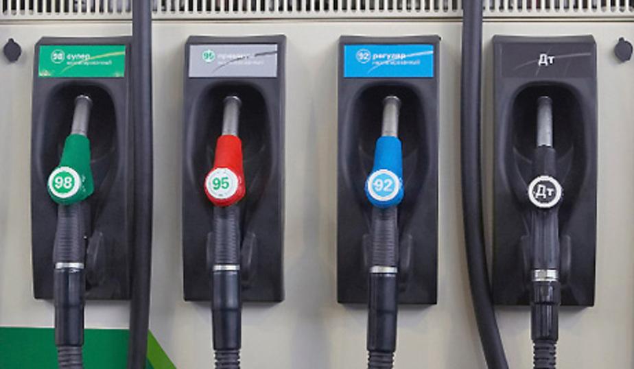 В Калининграде и области отмечен рост цен на бензин - Новости Калининграда