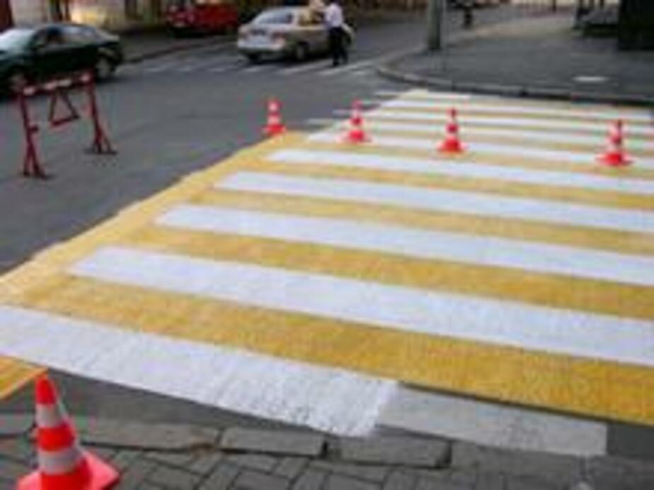 На пересечении улиц Фрунзе - Грига ремонтируют светофор - Новости Калининграда