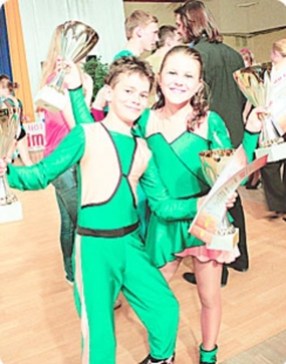 СОРЕВНОВАНИЯ: «Кубок Балтии-2008» для супер-танцоров - Новости Калининграда