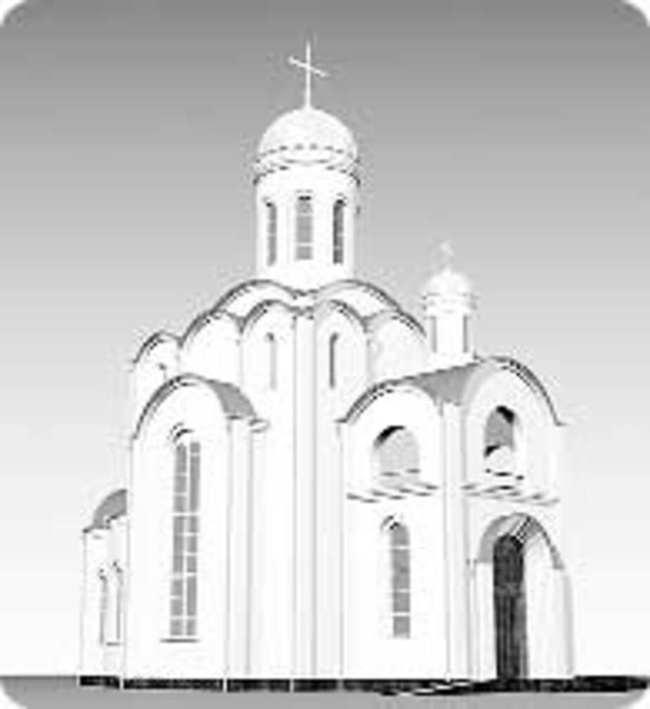 Вера: В Чкаловске строят храм Святого Владимира - Новости Калининграда