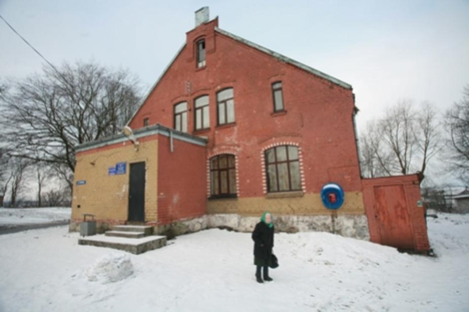 В поселке Ушаково церковь требует себе клуб, библиотеку и почту - Новости Калининграда