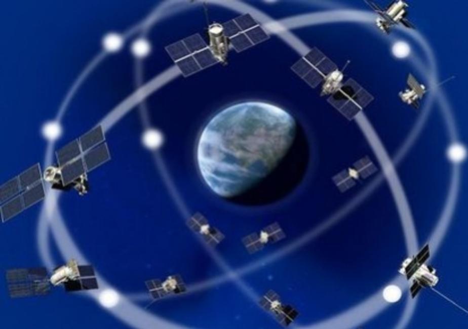 За уборкой снега в Калининграде будут следить из космоса - Новости Калининграда