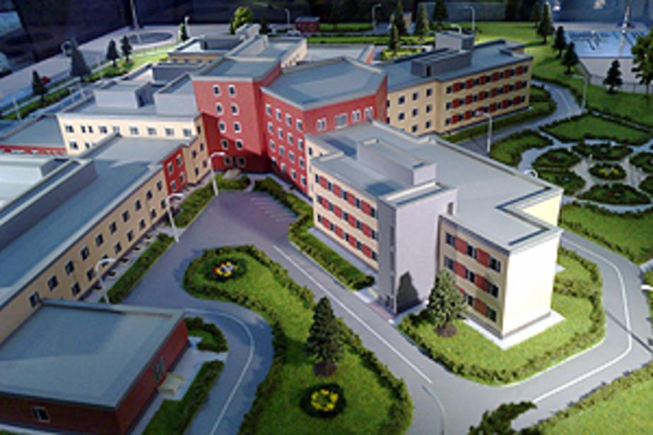 Кардиоцентр в пос- Родники планируется открыть в марте 2012 года - Новости Калининграда