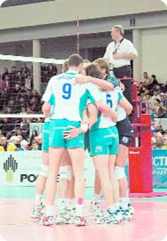 Волейбол: «Нас обыграли двое!» - Новости Калининграда