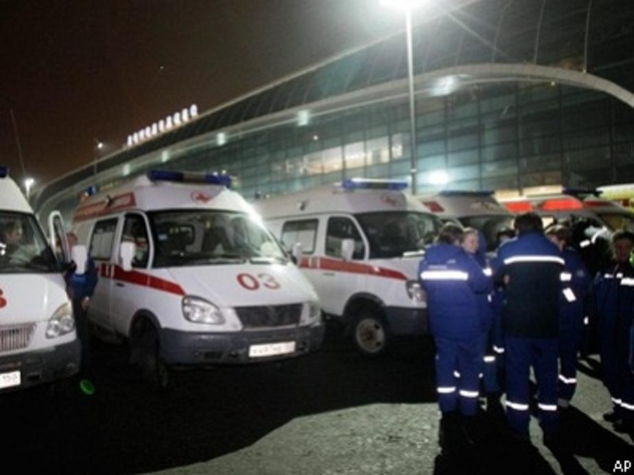 Калининградец- пострадавший при взрыве в Домодедово- Я смог самостоятельно выйти из зала - Новости Калининграда