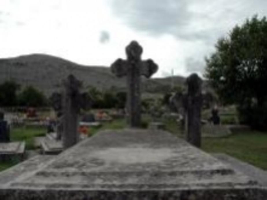 С кладбища в Советске похищен памятник - Новости Калининграда