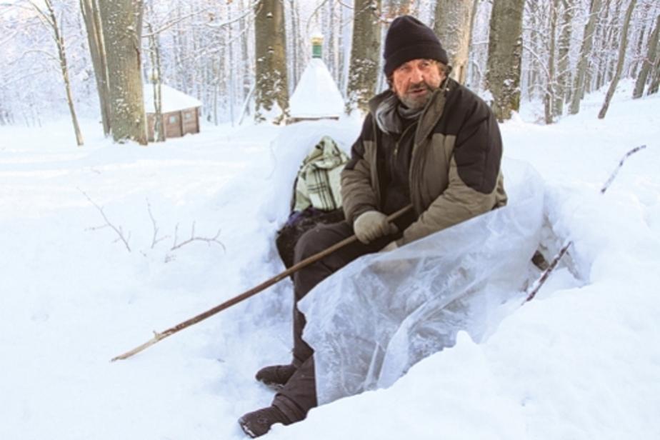 Бывший лесничий из Гурьевска разочаровался в людях и ушел жить в лес - Новости Калининграда
