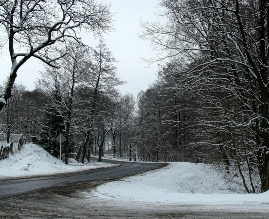 Прокуратура Балтийска потребовала от местных властей очистить город от снега - Новости Калининграда