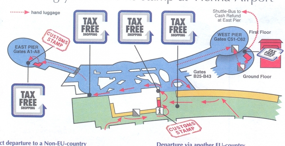 В Калининграде перестали принимать чеки Tax-free - Новости Калининграда
