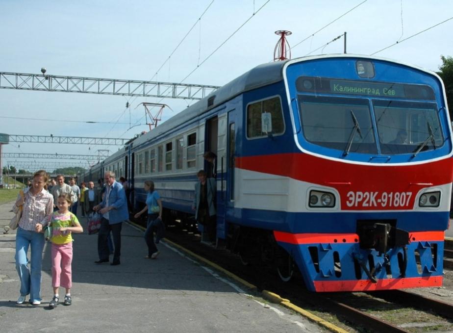 КЖД меняет расписание поезда Калининград-Гусев - Новости Калининграда
