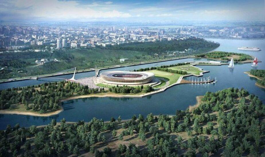 Проектирование стадиона к ЧМ-2018 в Калининграде начнется в 2012 году - Новости Калининграда