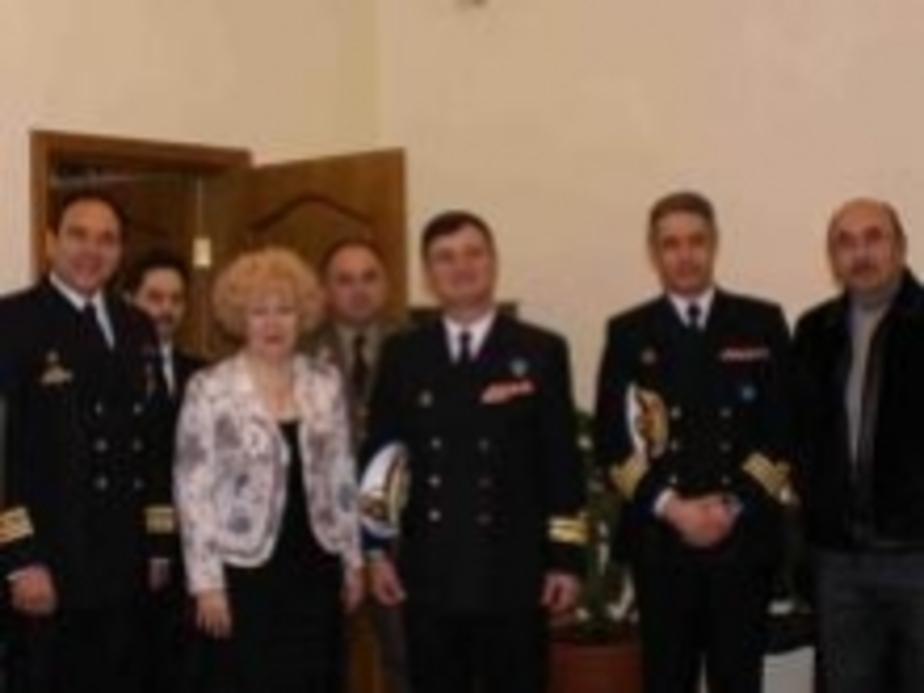 Корабли НАТО прибыли в Балтийск - Новости Калининграда