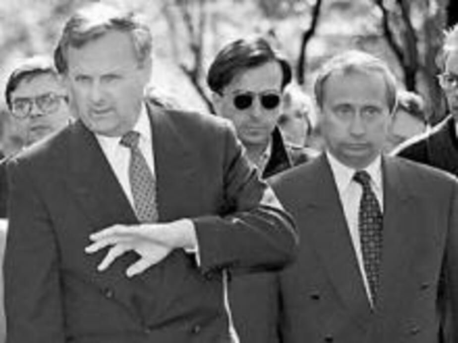 Леонид Горбенко: «Собчак мечтал работать в Калининграде»  - Новости Калининграда
