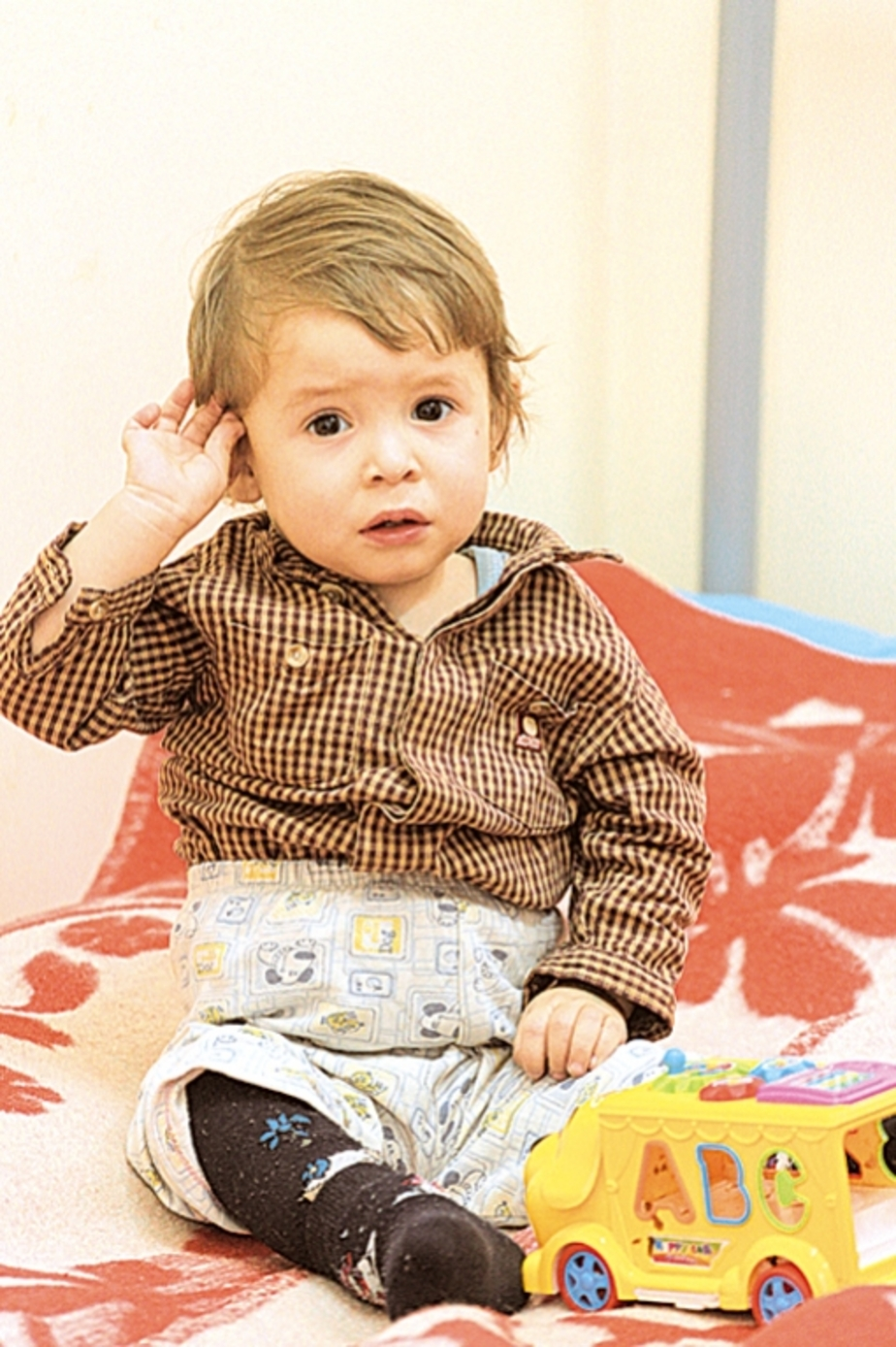 Малышу с пороком сердца выделили квоту на операцию, но у его родителей нет денег на поездку - Новости Калининграда