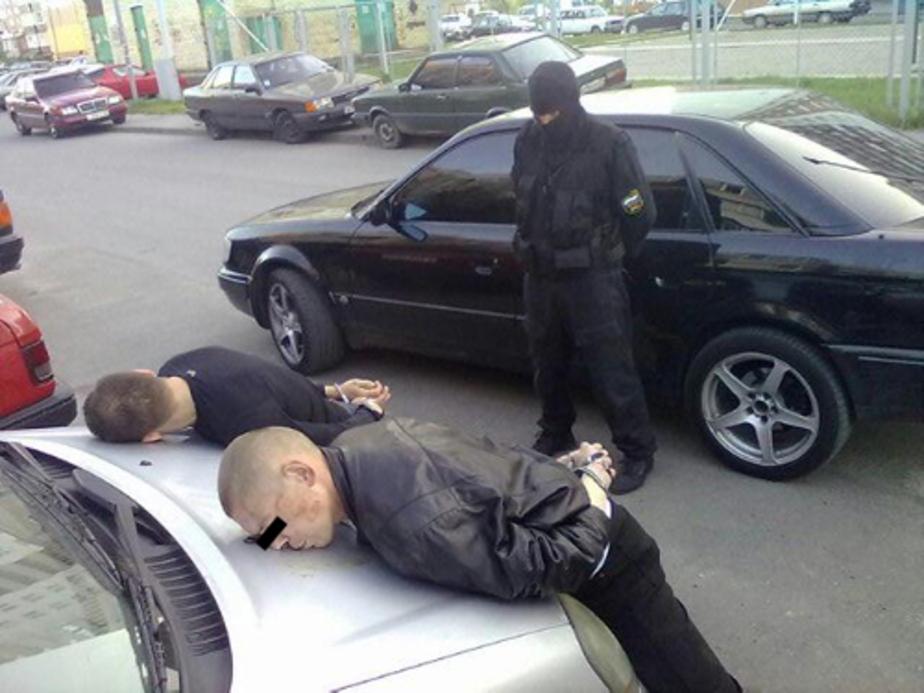 Задержанные воры-домушники ранее работали в уголовном розыске - Новости Калининграда