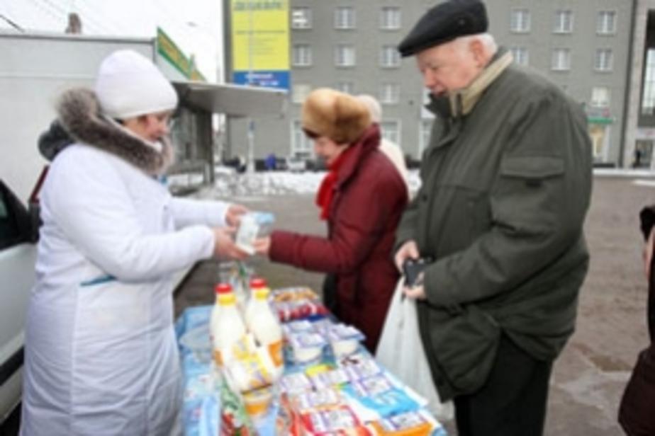 В Калининградской области начали работать ярмарки выходного дня - Новости Калининграда