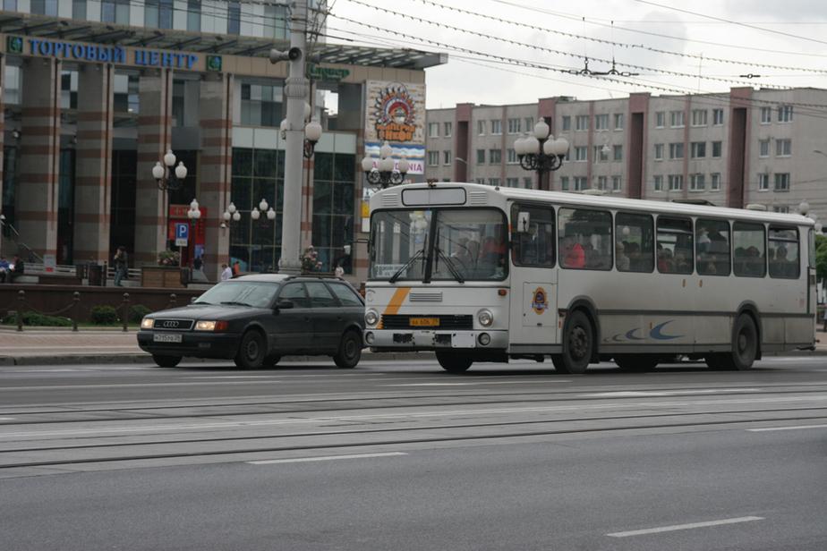 Зажали в автобусе - Новости Калининграда