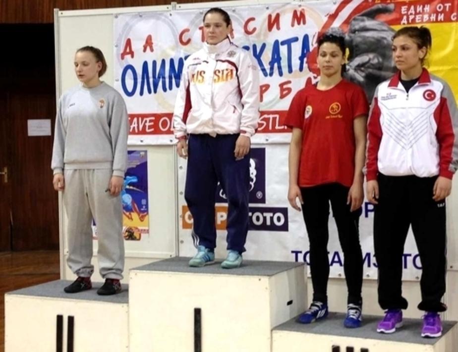 Калининградка победила на международном турнире по спортивной борьбе - Новости Калининграда