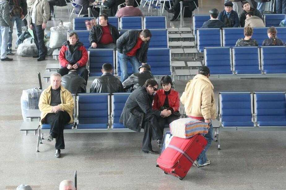 """Реконструкция аэропорта """"Храброво"""" начнется в конце марта - Новости Калининграда"""