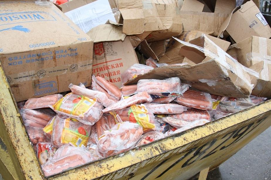 Таможня- С начала года на российско-польской границе задержали 4-4 тонны мясомолочной продукции - Новости Калининграда