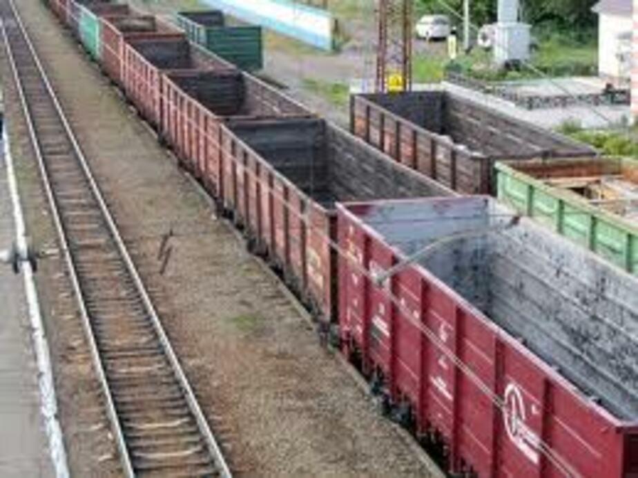 В Светлом пьяному мужчине грузовым поездом отрезало ногу - Новости Калининграда
