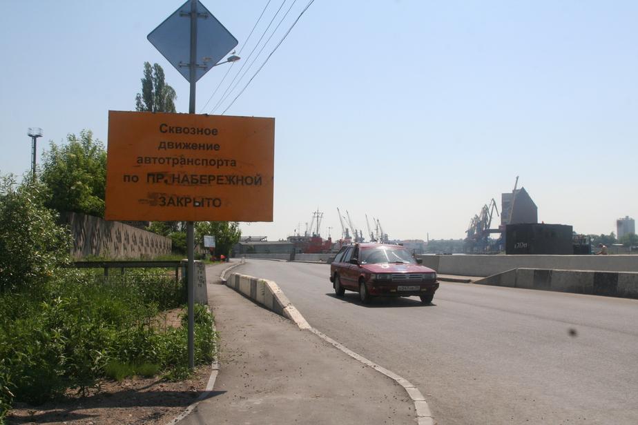 По Правой набережной в Калининграде собираются пустить автобус