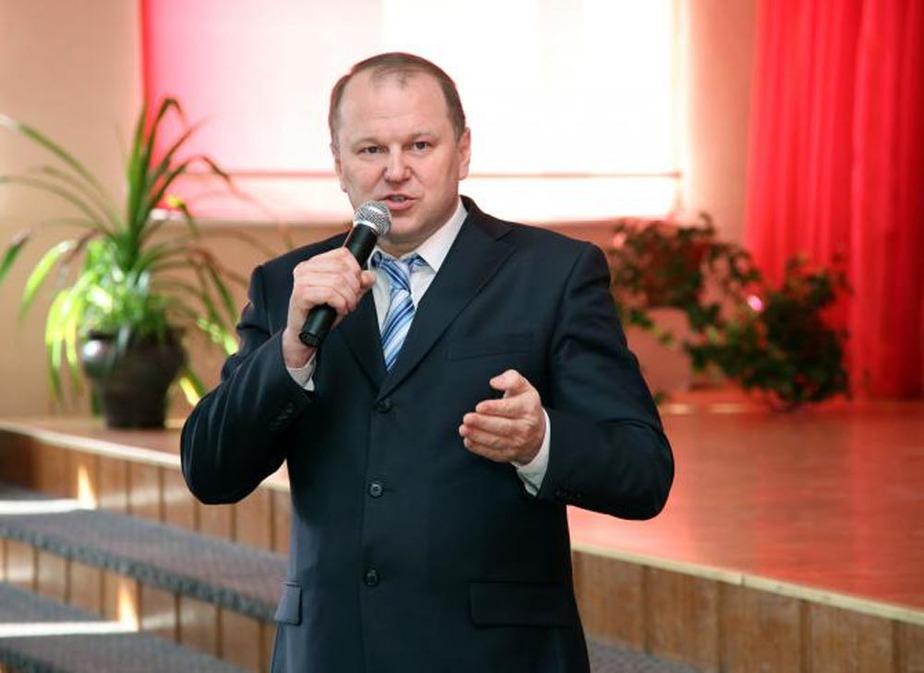 Цуканов- Средняя зарплата в янтарной отрасли составит 45 тыс- руб- - Новости Калининграда