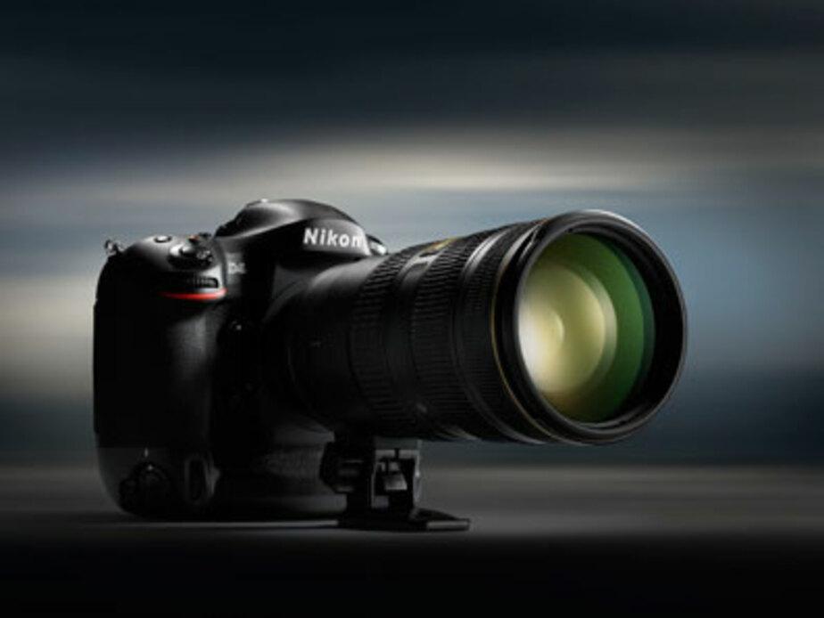 Профессиональный фотоаппарат Nikon D4 - Новости Калининграда