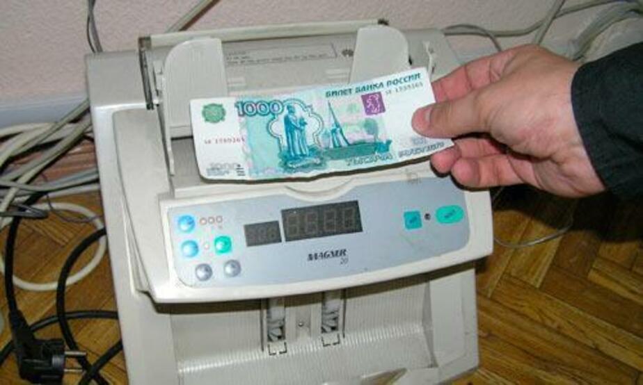 Безработный из Гусева пытался расплатиться в магазине фальшивой купюрой - Новости Калининграда