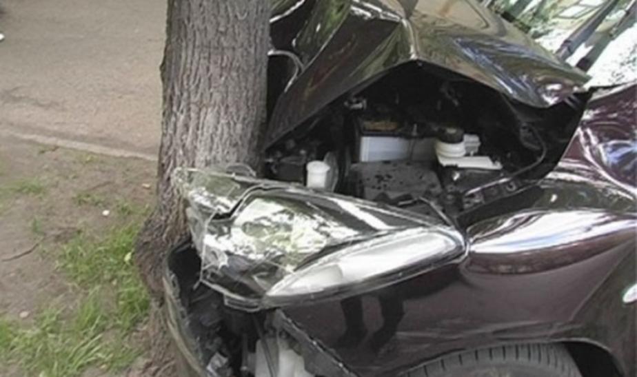 """ДТП с двумя погибшими в Немане- Пьяный водитель """"Ауди"""" пытался скрыться от полиции и едва не сбил пешехода - Новости Калининграда"""