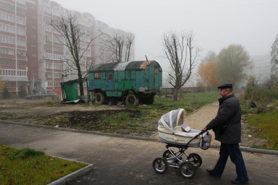Книга жалоб: Когда на Сельме закончат строительство бульвара? - Новости Калининграда