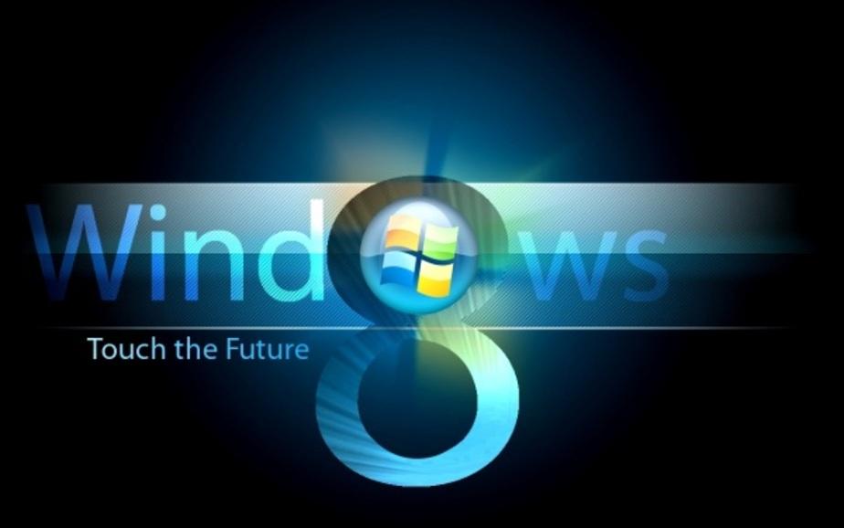 Windows 8 будет поддерживать мультисенсорные жесты