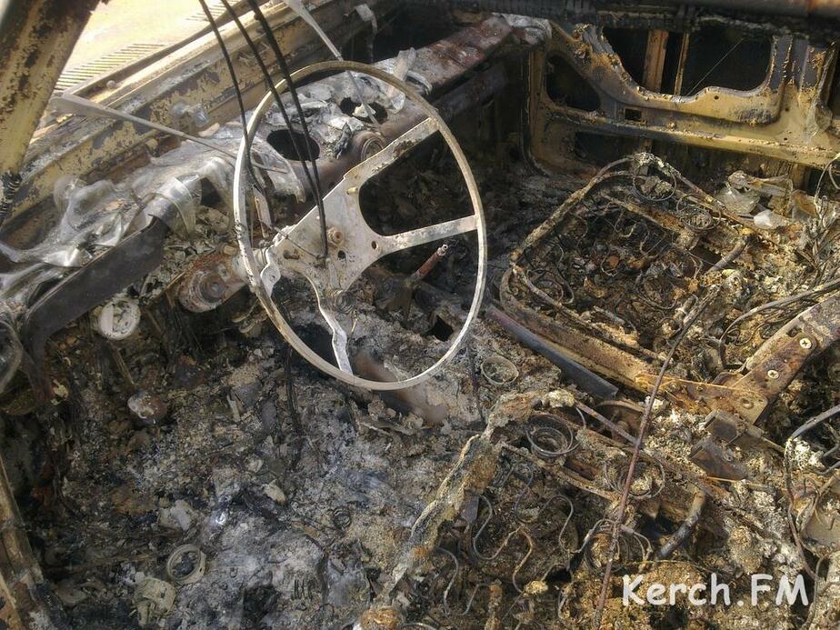 За сутки в области сгорели три автомобиля - Новости Калининграда
