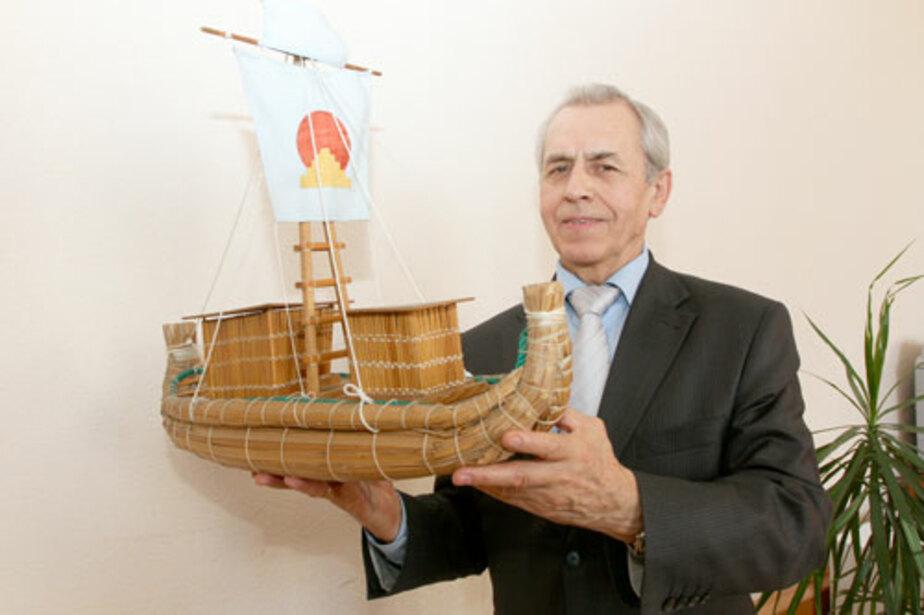 «Вместе с Юрием Сенкевичем мы строили в Ираке лодку из камыша» - Новости Калининграда