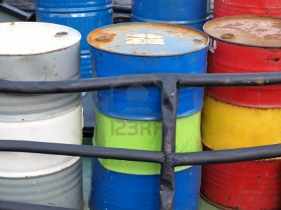 В Пионерском рабочий подорвался на бочке с бензином - Новости Калининграда
