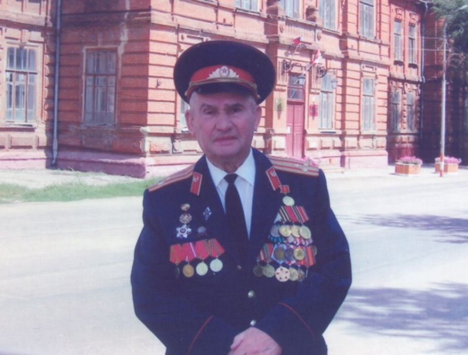93-летний ветеран из Самары- Я составил карту К-нигсберга накануне штурма - Новости Калининграда