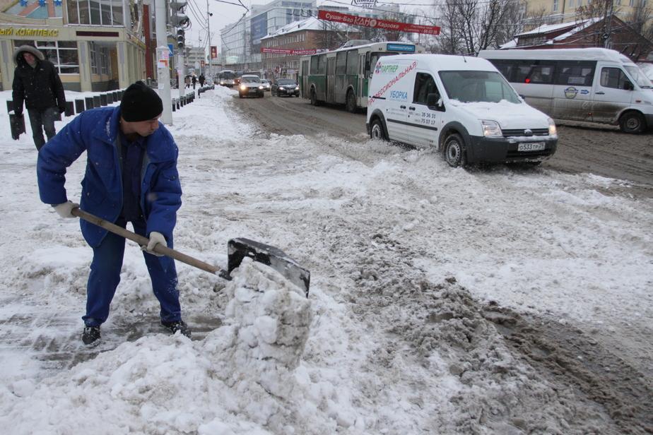 Куда жаловаться если ваш двор не убирают от снега и льда - Новости Калининграда