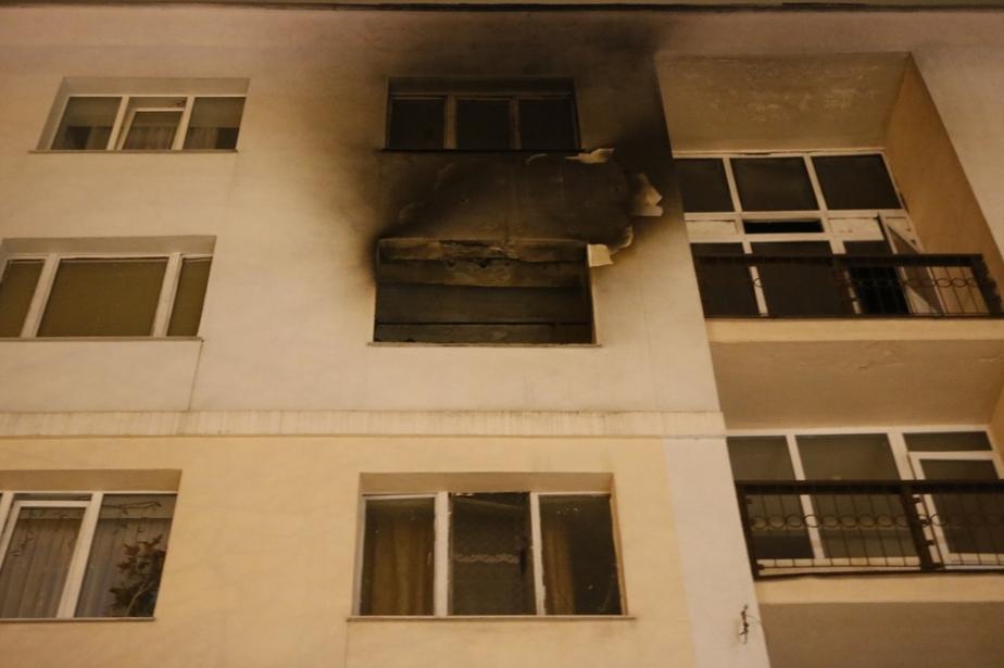 На Советском проспекте горело общежитие- из окна выпрыгнули  и погибли два человека -НОВОСТЬ ДОПОЛНЕНА- - Новости Калининграда